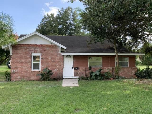 122 E Bullard Avenue, Lake Wales, FL 33853 (MLS #O5908892) :: Florida Real Estate Sellers at Keller Williams Realty