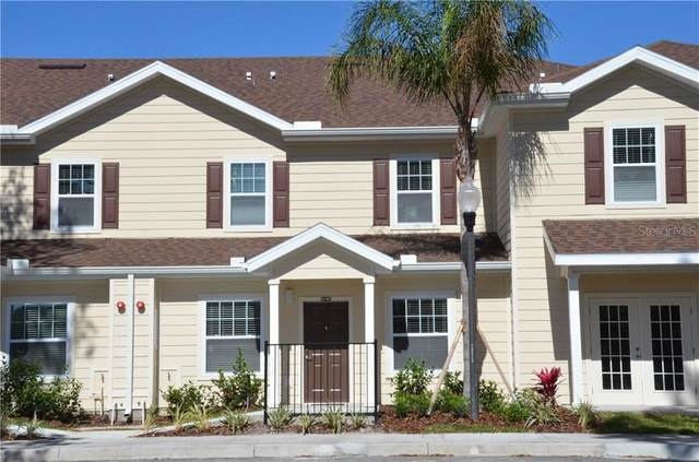 5372 Diplomat Court #107, Kissimmee, FL 34746 (MLS #O5908926) :: Lockhart & Walseth Team, Realtors