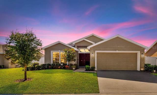 970 Kingfisher Drive, Haines City, FL 33844 (MLS #O5908982) :: GO Realty