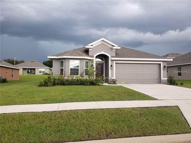 1482 Grey Eagle Lane, Winter Haven, FL 33881 (MLS #O5909117) :: The Kardosh Team