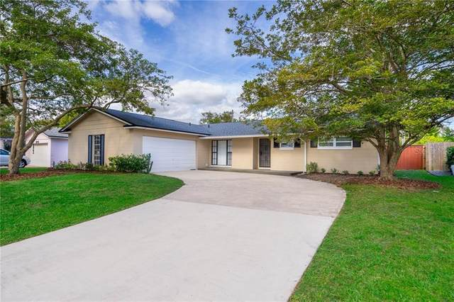 2801 Bower Road, Winter Park, FL 32792 (MLS #O5909224) :: The Duncan Duo Team
