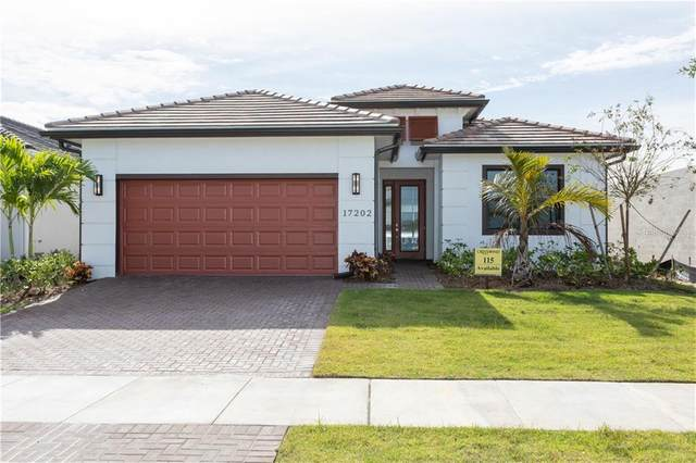 17202 Cresswind Terrace, Lakewood Ranch, FL 34211 (MLS #O5909358) :: Griffin Group