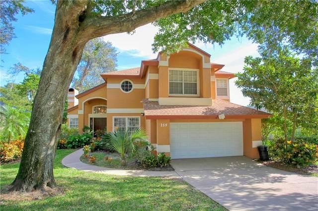 159 Oak View Circle, Lake Mary, FL 32746 (MLS #O5909513) :: Sarasota Property Group at NextHome Excellence