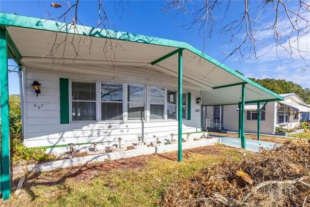 807 Pine Ridge Drive, Lakeland, FL 33809 (MLS #O5909540) :: Delgado Home Team at Keller Williams