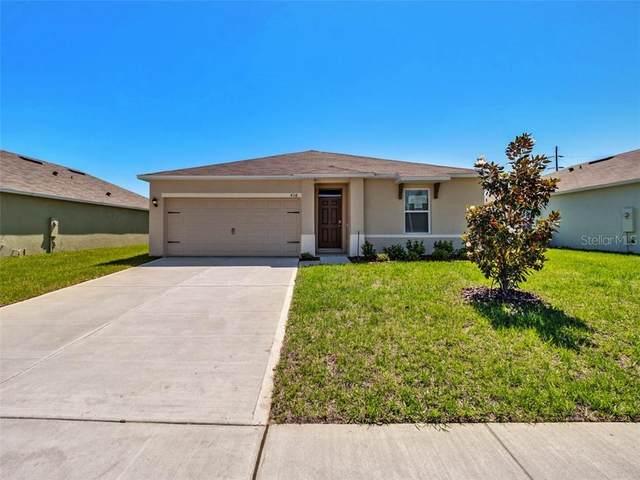 138 Henry Stevens Drive, Haines City, FL 33844 (MLS #O5909696) :: GO Realty