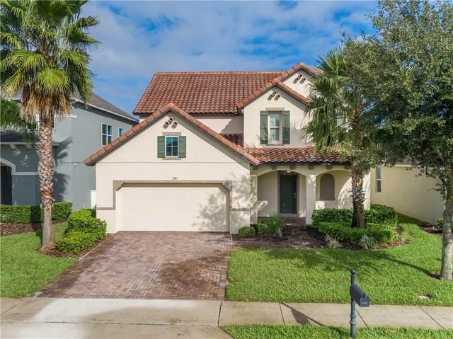 1347 Yorkshire Court, Davenport, FL 33896 (MLS #O5909777) :: Bustamante Real Estate