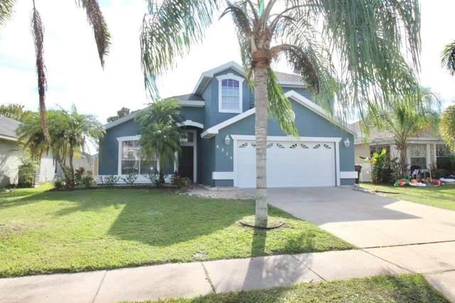 4314 Creekside Boulevard, Kissimmee, FL 34746 (MLS #O5909881) :: Homepride Realty Services