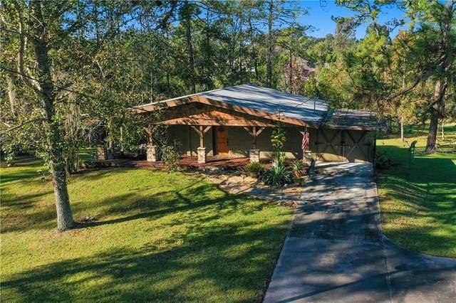 3015 Wolf Branch Road, Mount Dora, FL 32757 (MLS #O5909978) :: Bob Paulson with Vylla Home