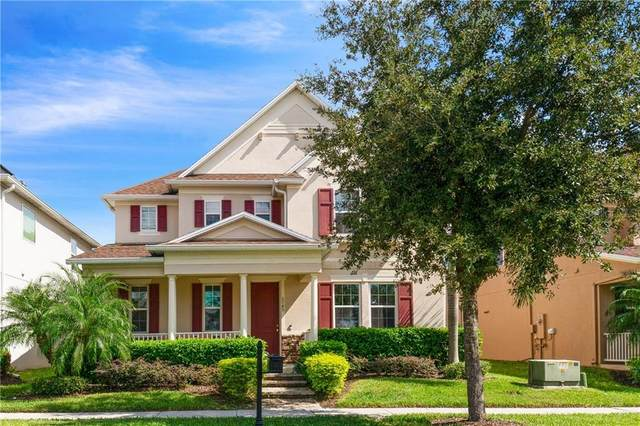 6745 Merrick Landing Boulevard, Windermere, FL 34786 (MLS #O5910039) :: Griffin Group