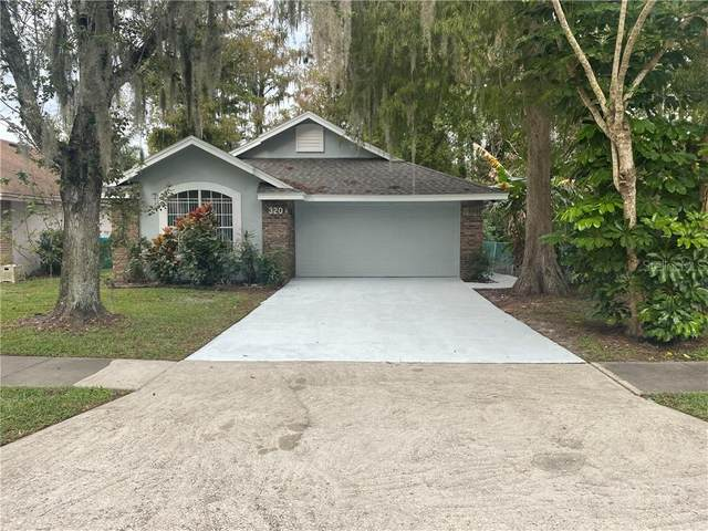 320 Macgregor Road, Winter Springs, FL 32708 (MLS #O5910043) :: RE/MAX Premier Properties