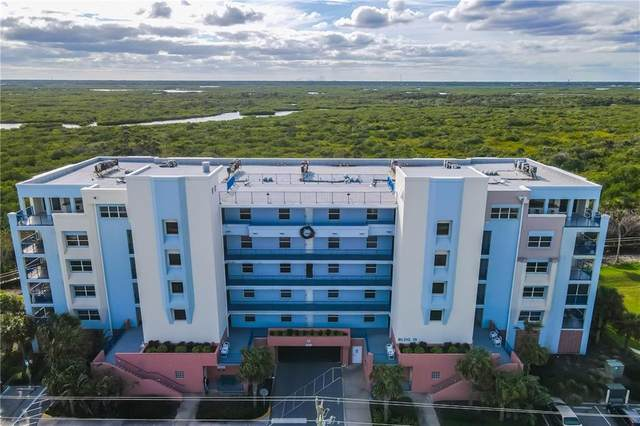 5300 S Atlantic Avenue #19305, New Smyrna Beach, FL 32169 (MLS #O5910088) :: BuySellLiveFlorida.com