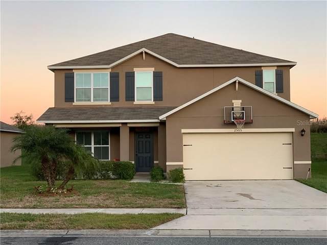 2505 Valhalla Drive, Tavares, FL 32778 (MLS #O5910129) :: Visionary Properties Inc