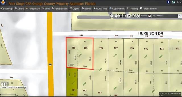 2628 Herbison Drive, Orlando, FL 32810 (MLS #O5910282) :: Premier Home Experts