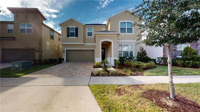 1822 Caribbean View Terrace, Kissimmee, FL 34747 (MLS #O5910379) :: Griffin Group