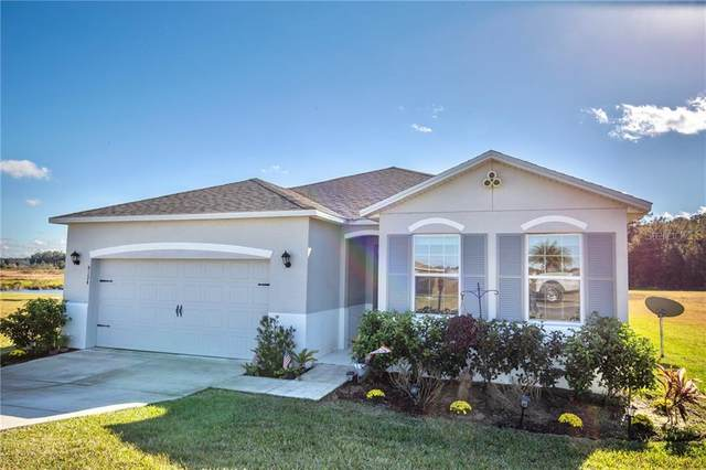 9134 SW 62ND TERRACE Road, Ocala, FL 34476 (MLS #O5910397) :: Team Buky
