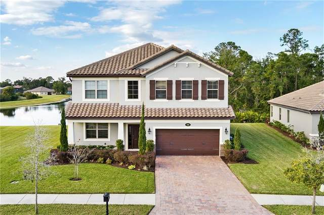 228 Teddy Rushing Street, Debary, FL 32713 (MLS #O5910530) :: The Heidi Schrock Team