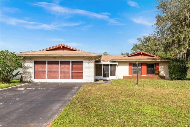 642 Floridian Drive, Kissimmee, FL 34758 (MLS #O5910619) :: Expert Advisors Group