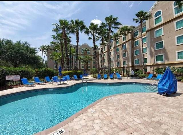 8303 Palm Parkway #303, Orlando, FL 32836 (MLS #O5911452) :: Positive Edge Real Estate