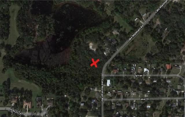 310 Lake Markham Road, Sanford, FL 32771 (MLS #O5911666) :: Sarasota Home Specialists
