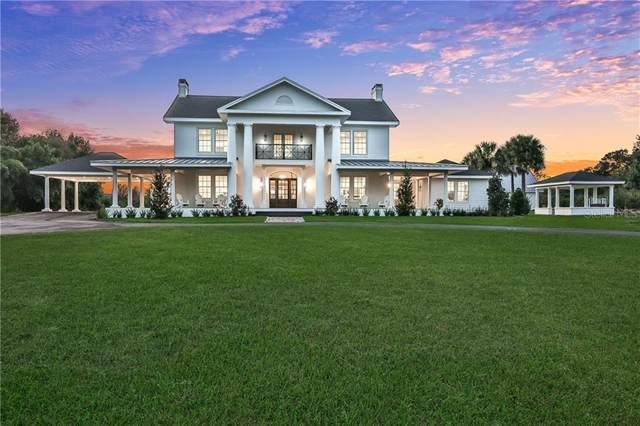 2301 Morningside Drive, Mount Dora, FL 32757 (MLS #O5911875) :: Bob Paulson with Vylla Home