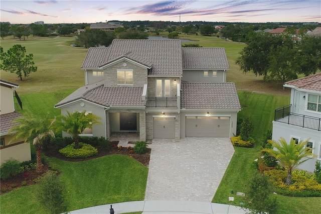 13003 Romiley Court, Orlando, FL 32832 (MLS #O5912056) :: Pepine Realty