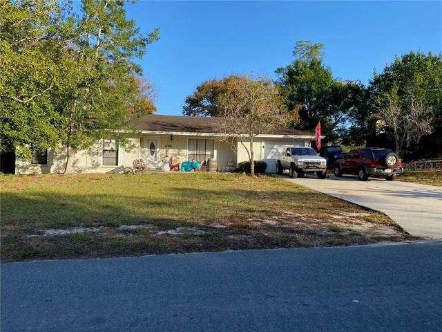 12291 Greenwood Street, Brooksville, FL 34613 (MLS #O5912388) :: Team Pepka