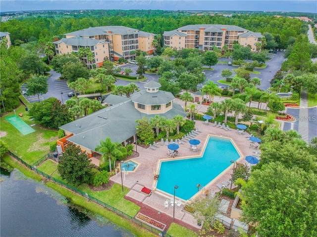 3050 Pirates Retreat Court #106, Kissimmee, FL 34747 (MLS #O5912465) :: Griffin Group