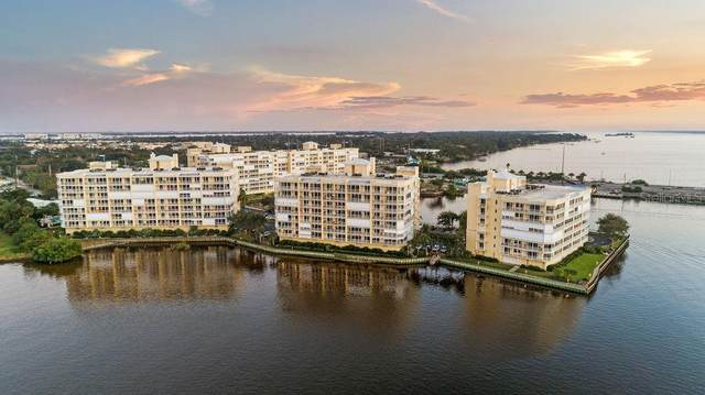 134 Starboard Lane #509, Merritt Island, FL 32953 (MLS #O5912588) :: New Home Partners