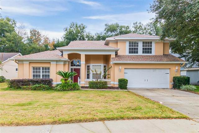 715 Swaying Pine Way, Deland, FL 32724 (MLS #O5912814) :: Bob Paulson with Vylla Home