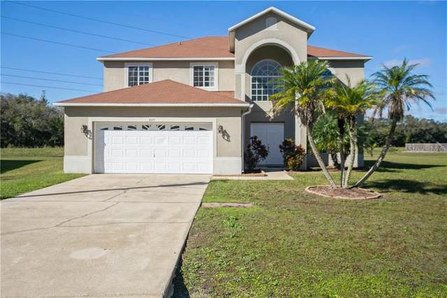 449 Dove Drive, Poinciana, FL 34759 (MLS #O5912992) :: Griffin Group