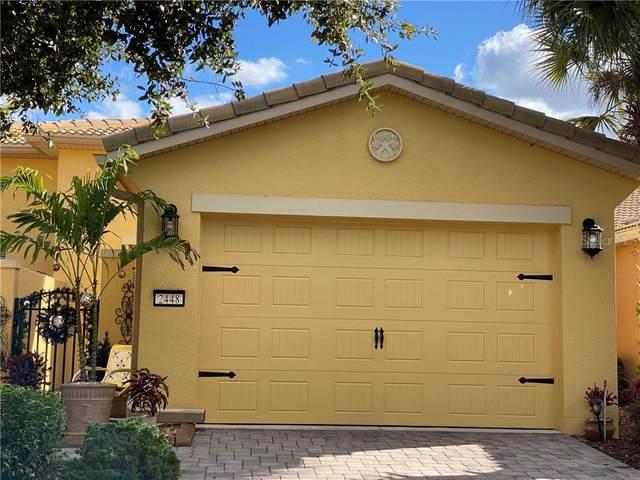 2448 Palm Tree Drive, Kissimmee, FL 34759 (MLS #O5913112) :: Pepine Realty