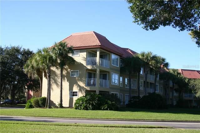 6337 Parc Corniche Drive #2101, Orlando, FL 32821 (MLS #O5913124) :: Zarghami Group