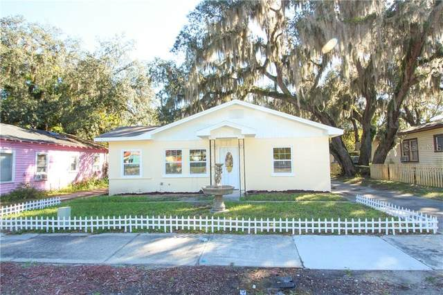 1211 W Dixie Avenue, Leesburg, FL 34748 (MLS #O5913238) :: The Heidi Schrock Team