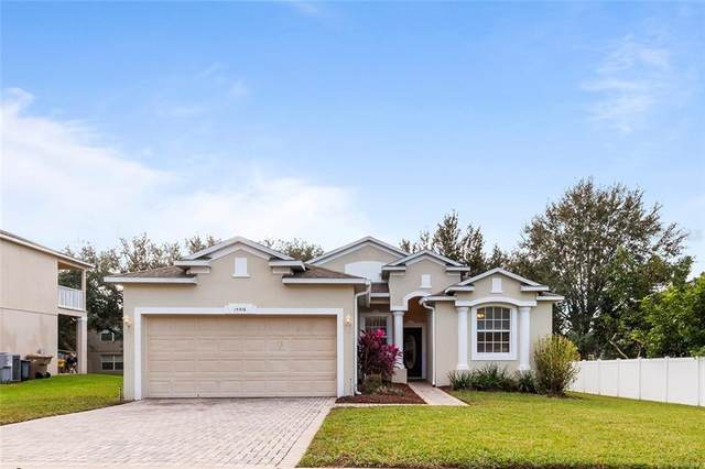15316 Groose Point Lane, Clermont, FL 34714 (MLS #O5913490) :: The Duncan Duo Team