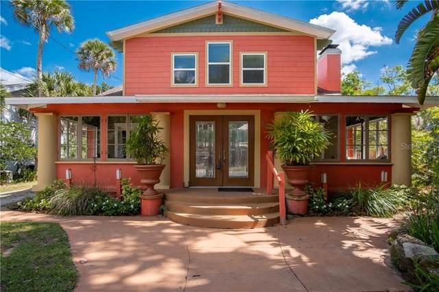 509 Faulkner Street, New Smyrna Beach, FL 32168 (MLS #O5913536) :: Pepine Realty
