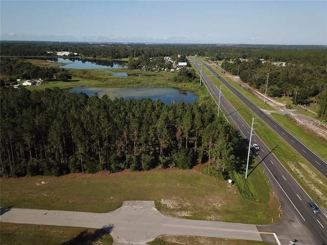 Lake Smith Road, Umatilla, FL 32784 (MLS #O5913682) :: Griffin Group