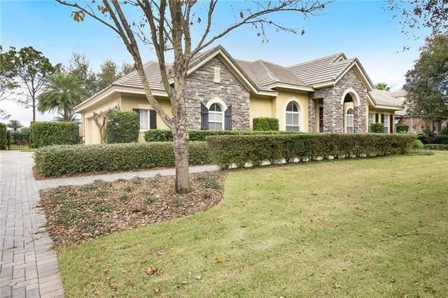 25601 Hawks Run Lane, Sorrento, FL 32776 (MLS #O5913882) :: Visionary Properties Inc