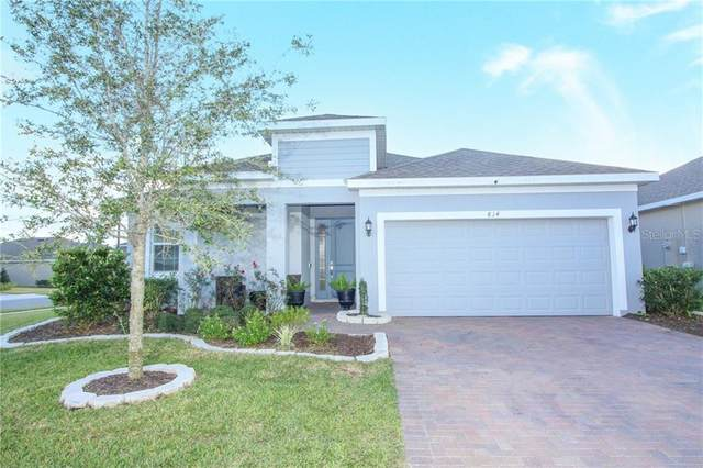814 Lady Bird Lane, Orange City, FL 32763 (MLS #O5914472) :: Positive Edge Real Estate