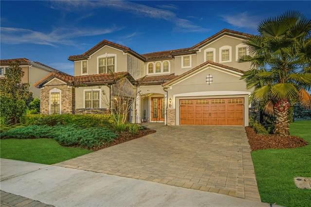 10737 Savona Way, Orlando, FL 32827 (MLS #O5914498) :: Your Florida House Team
