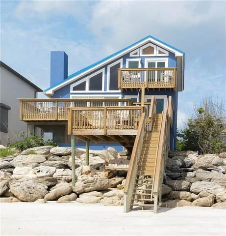6847 S Atlantic Avenue, New Smyrna Beach, FL 32169 (MLS #O5914525) :: Rabell Realty Group