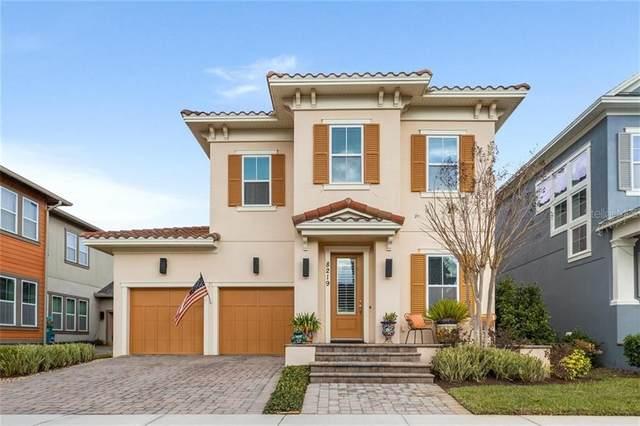 8219 Bellow Street, Orlando, FL 32827 (MLS #O5914552) :: Your Florida House Team
