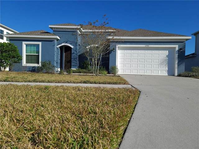 11940 Sunburst Marble Road, Riverview, FL 33579 (MLS #O5914618) :: Florida Real Estate Sellers at Keller Williams Realty