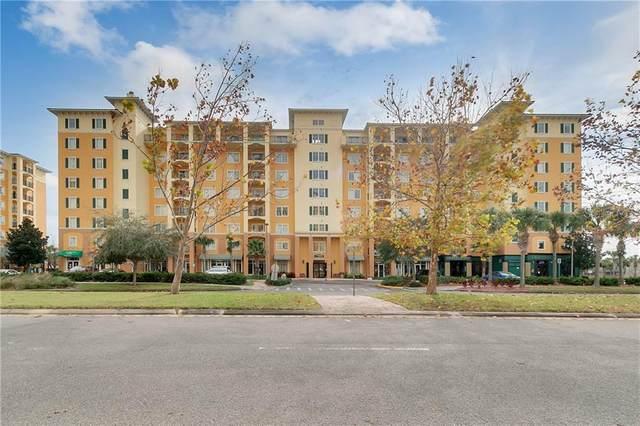 8112 Poinciana Boulevard #1505, Orlando, FL 32821 (MLS #O5914735) :: Pristine Properties