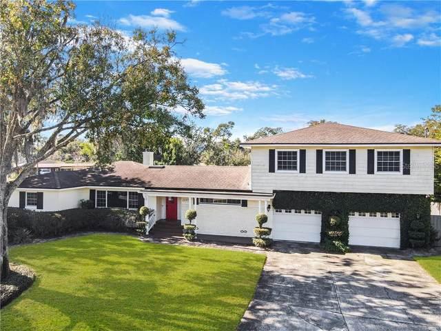 2041 Lake Drive, Winter Park, FL 32789 (MLS #O5914885) :: Everlane Realty