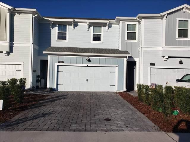 4907 Tribute Trail, Kissimmee, FL 34746 (MLS #O5915081) :: RE/MAX Marketing Specialists