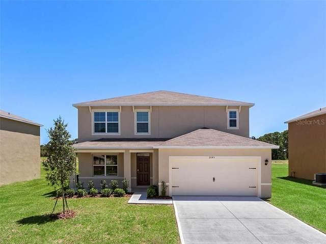 3124 Logan Berry Drive, Mount Dora, FL 32757 (MLS #O5915370) :: Bob Paulson with Vylla Home