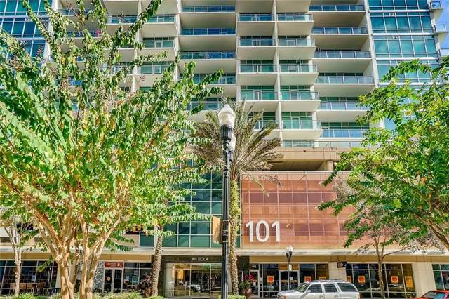101 S Eola Drive #910, Orlando, FL 32801 (MLS #O5915419) :: Your Florida House Team