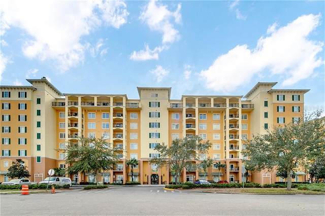 8000 Poinciana Boulevard #2705, Orlando, FL 32821 (MLS #O5915529) :: Gate Arty & the Group - Keller Williams Realty Smart