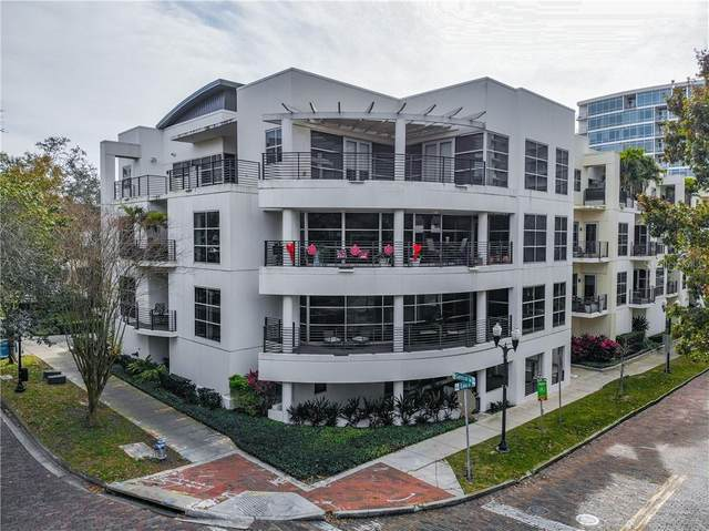 1 S Eola Drive #15, Orlando, FL 32801 (MLS #O5915569) :: Your Florida House Team
