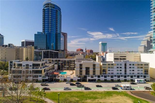 151 E Washington Street #417, Orlando, FL 32801 (MLS #O5915611) :: Everlane Realty